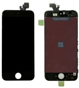 Замена стекла iPhone 5 (экрана, дисплея, LCD) в Москве