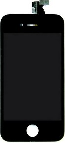 Замена стекла, дисплея (Тачскрина) iPhone 4,4S в Москве