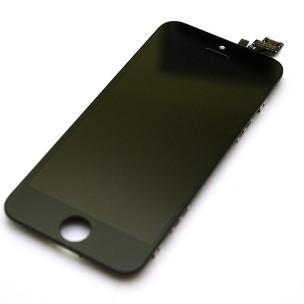 Замена стекла iPhone 5s (экрана, дисплея, LCD) в Москве